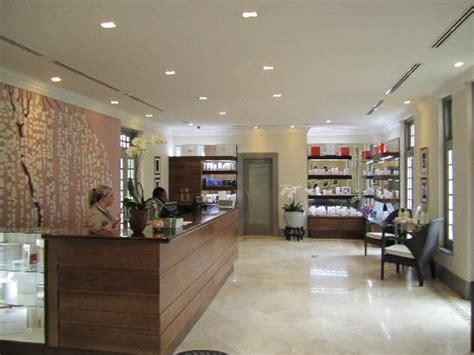 spa reception picture of belmond mount nelson hotel