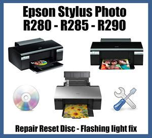 epson r290 resetter free download epson r290 printers scanners supplies ebay