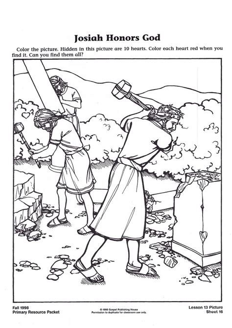 coloring pages of king josiah 17 best images about coloring pages on pinterest