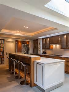 split level kitchen home design ideas pictures remodel