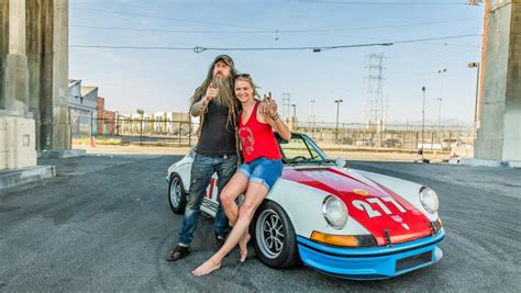 magnus walker crash magnus walker s passenger asked him to slow down before