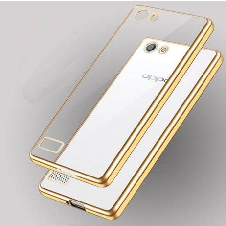 Softcase Oppo Neo 5 List Chrome jual beli list chrome oppo mirror 5 a51t softcase