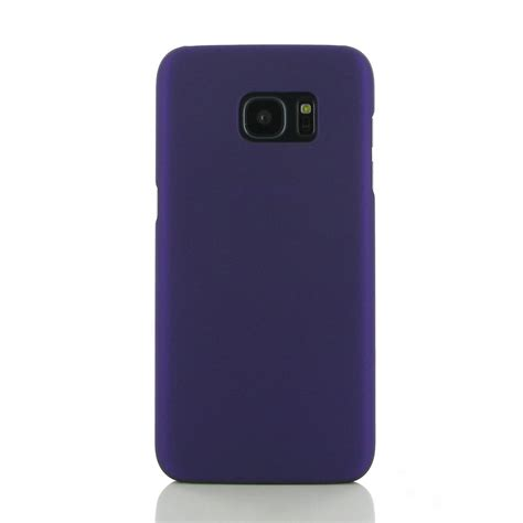 Casing Samsung S7 Custom Hardcase Cover samsung galaxy s7 edge rubberized cover purple