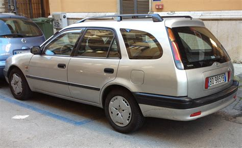 toyota wagon description 1999 toyota corolla e110 20d wagonjpg