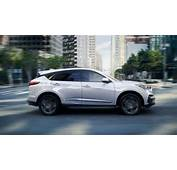 2019 Acura RDX Rides On New Platform Not Related To Honda