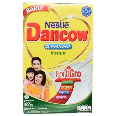Dancow Instant 10 Merk Peninggi Badan Terbaik Untuk Anak Dewasa