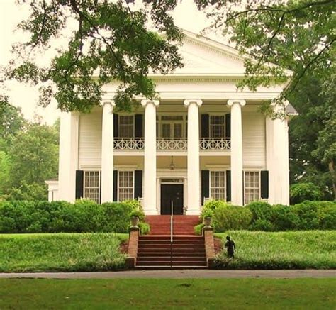 southern home plantations antebellum homes