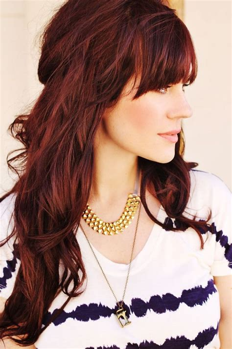 hairstyles and bangs 16 beautiful hairstyles with bangs and layers pretty designs