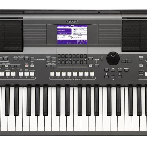 Keyboard Yamaha Psr S670 yamaha psr s670 der zwaag muziek geluid