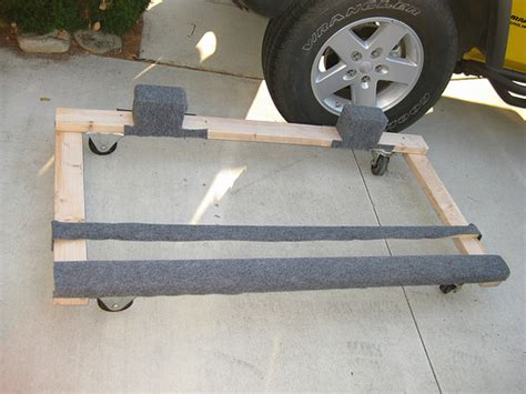 Jeep Hardtop Dolly How To Build A Jeep Top Dolly Jk Forum