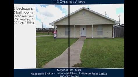 Garage Sales Houma La by Houses For Sale In Houma La 112 Cypress 985