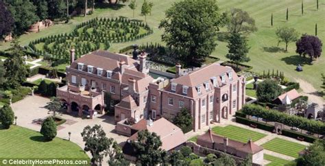 david beckham house beckingham palace goes up for sale as david and victoria eye up london life but won