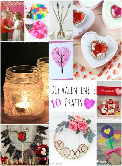 diy valentines day crafts 10 diy day crafts