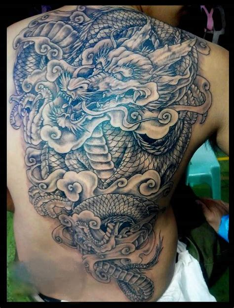 full back dragon tattoo designs 54 best asian tattoos design and ideas