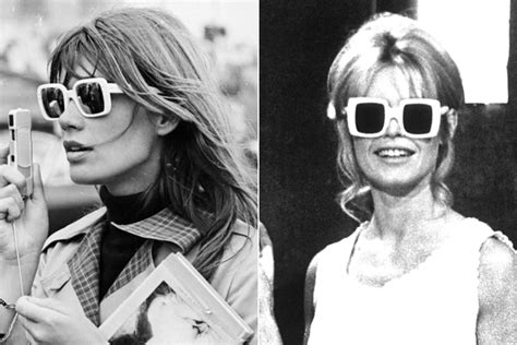 francoise hardy sunglasses iconic sunglasses classic eyewear trends