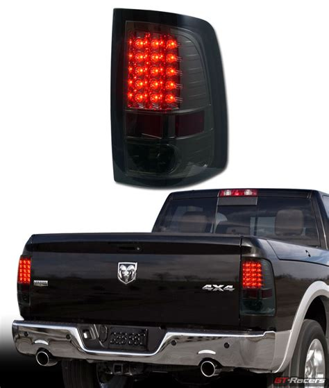 2014 ram 1500 led tail lights euro smoke led tail brake lights lamp jy 2009 2010 2014