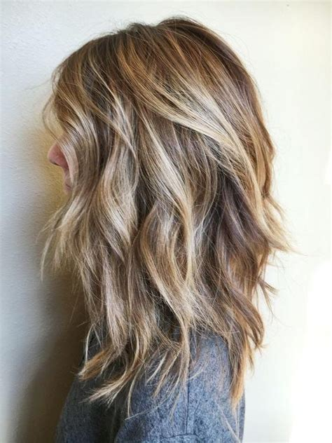 everlasting layered hairstyles for medium 2018 popular chunky layered haircuts hair