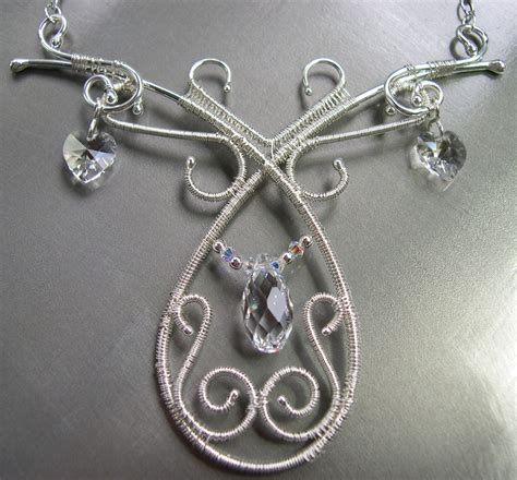 silver wirework jewelry 171 cole gallery