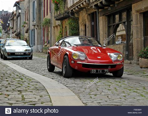 french sports cars sovam classic french sports car stock photo royalty free