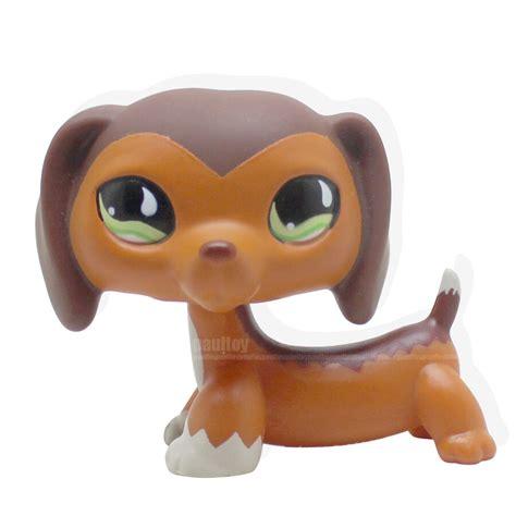 best lps 675 rera littlest pet shop lps popular brown dachshund