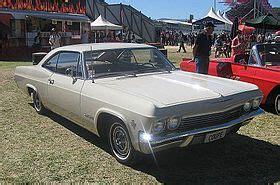 chevrolet impala (fourth generation) wikipedia