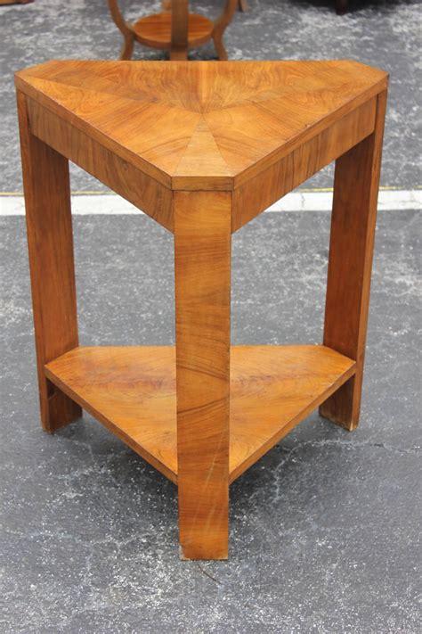 Triangle Accent Table Triangle Accent Table Accent Triangle Table Viyet Designer Furniture Tables Antique Triangle