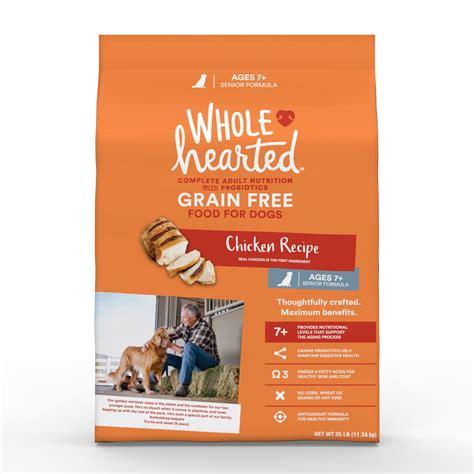 wholehearted food petco food brands food