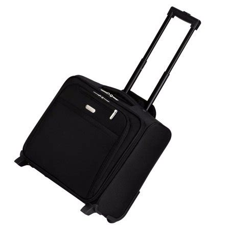targus rolling overnighter/laptop case for 15.6 inch
