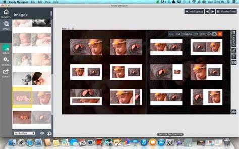 software layout photo album product review fundy album software