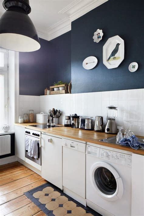 ideas  place washing machine   kitchen gravetics