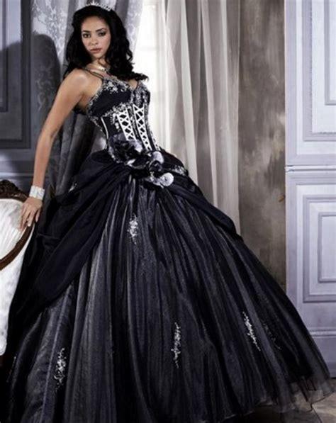Imagenes De Vestidos De Novia Negro | vestido novia negro