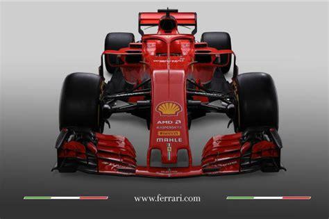Formel 1 Auto Daten by Formel 1 Ferrari 2018 Auto News Technische Daten