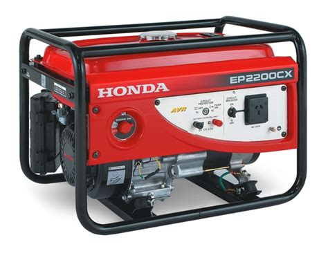 honda ep2200cx generator petone motor winders