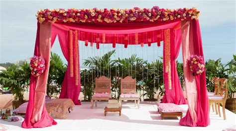 Munj Decoration Design Your Dream Wedding 5 Gorgeous Wedding Mandap Designs