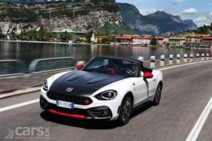 Abarth 124 Spider Fiat S Abarth 124 Spider Will Cost You From 163 29 565 Cars Uk