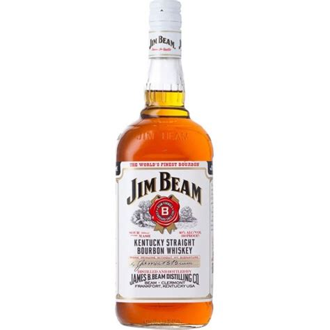jim beam bourbon white label 1 75l buy wine liquor