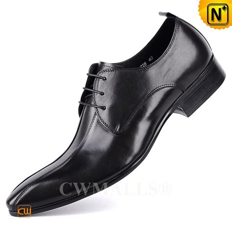 leather bike shoes leather bike toe derby shoes cw707056