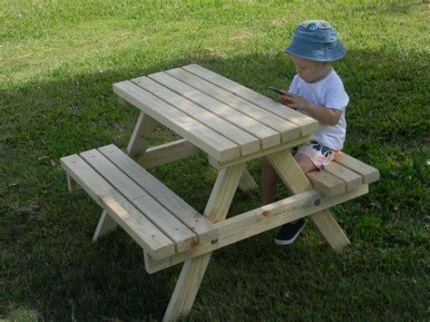 Handmade Picnic Table - birch plywood sheet sizes bird feeder blueprints