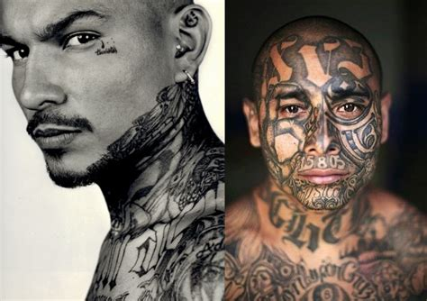 ms 13 tattoos the world s top 5 criminal tattoos