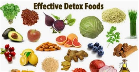 10 Foods That Detox The by Cures Not Medicine 10 Foods That Will Detox And