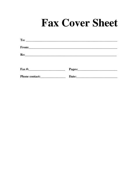 fax cover sheet template pdf hynvyx