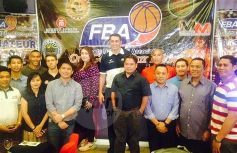 What Does Mba Stand For In Basketball by Former Mba Vince Hizon Stands At The Helm As New