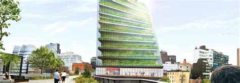 high rise condos   floors  indoor farming terraces