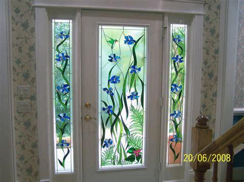 designer stained glass door designer glass chander