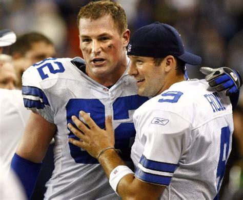 And Tony Romo by Tony Romo And Jason Witten Admit To