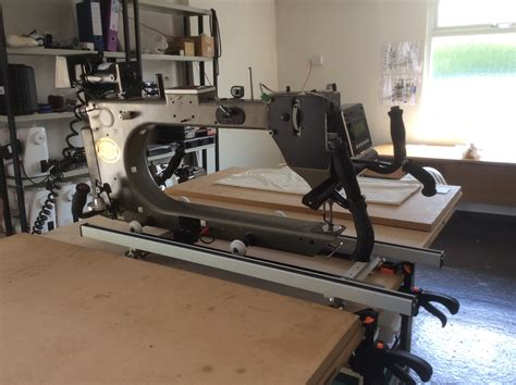 Gammill Arm Quilting Machine For Sale by Pre Loved Arm Quilting Machine Sales
