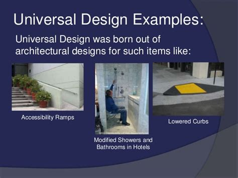 universal design is important and helpful in remodeling universal design for learning presentation