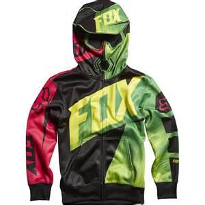 Sweater Hoodie Zipper Mx Pro Racing Sweater Road Race sale on fox racing vandal fleece youth boys hoody zip