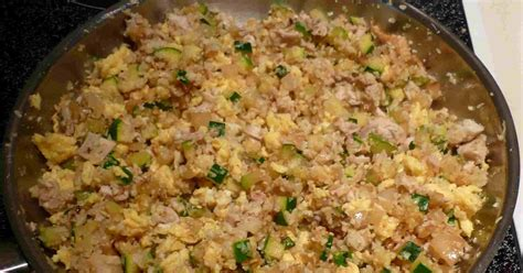 non ricer simpleliving non rice fried rice low carbohydrate