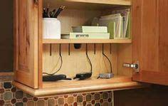 Kitchen Cabinet Electronics 1000 Ideas About Electronics Storage On